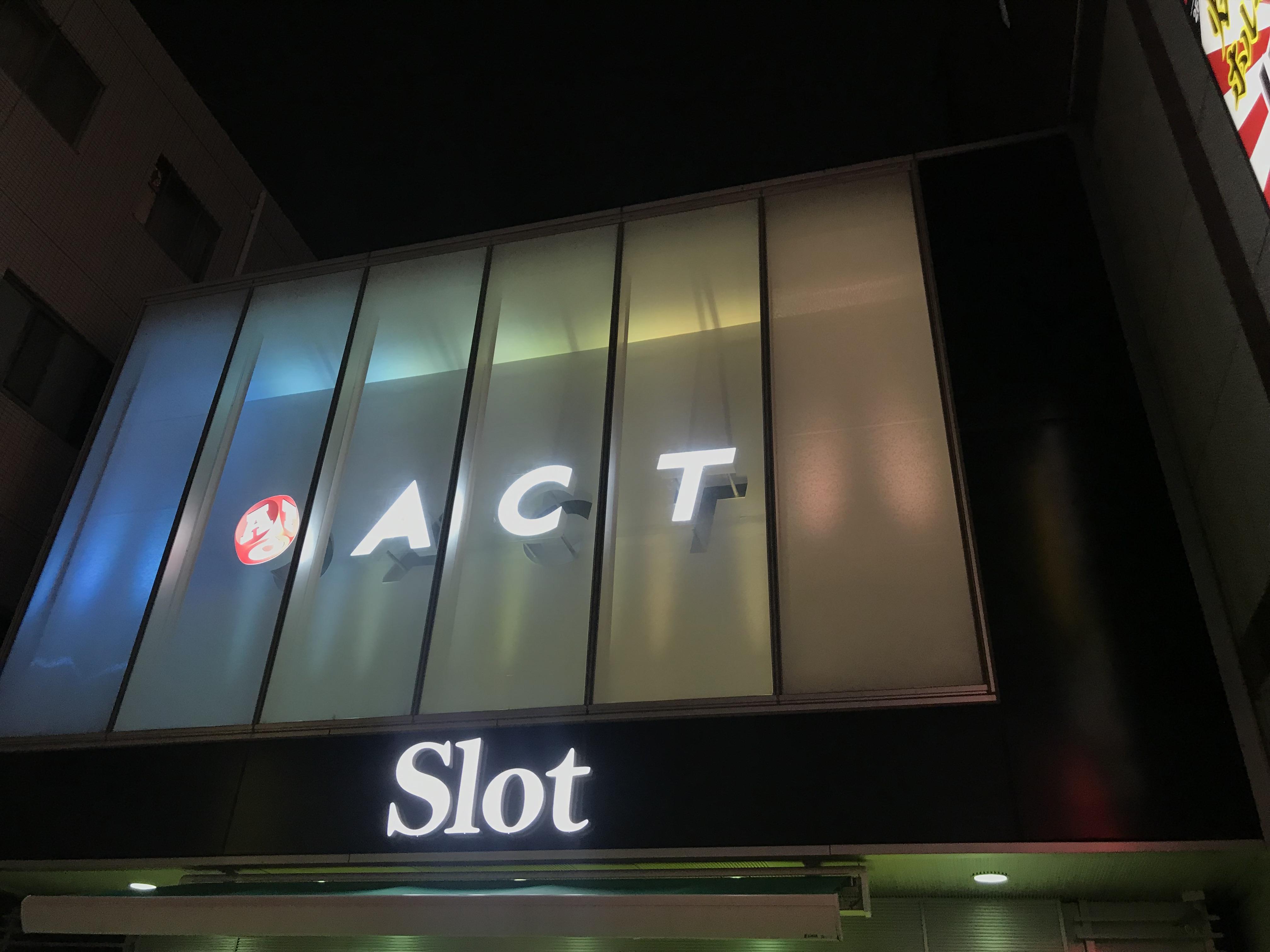 SLOT ACT
